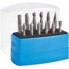 Geiger Carbide Burr Set 12 Pieces