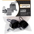 Geiger Springs Retainer 2 piece (display pack)