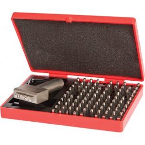 Geiger 100 Piece 6mm Punch Holder Kit