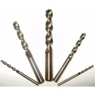 Left Hand Stub Drill Set 5 Pce