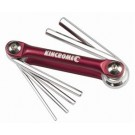 Kincrome Hex Key Set 6 Piece AF