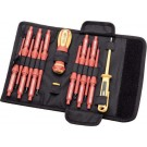 Maxigear 14 Piece VDE Interchangeable Screwdriver Set
