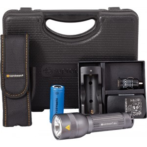 Suprabeam Tactical Torch Rechargeable