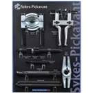 Sykes-Pickavant Separator / Internal Race Extractor / Press Frame