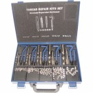 Toolmaster Thread Repair Kit 130 Piece Metric