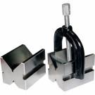 Toolmaster Alloy Steel Vee Block 50mm
