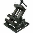 Toolmaster Drill Press Vice Tilting 100mm Capacity